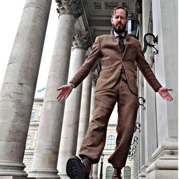 Cálido, resistente y elegante, así es el tweed