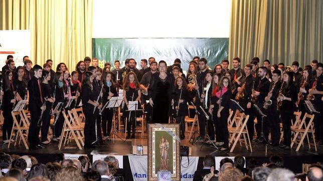 La Banda y Orquesta profesional del Conservatorio «Jacinto Guerrero» de Toledo interpretará un amplio repertorio de canciones y piezas musicales