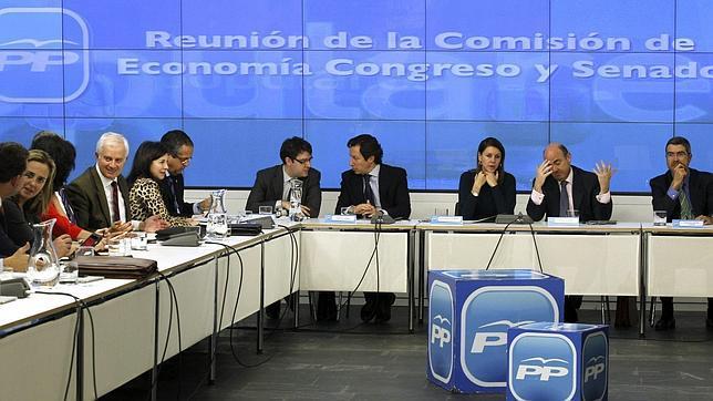 Indignación en el PP por el escándalo de Bárcenas