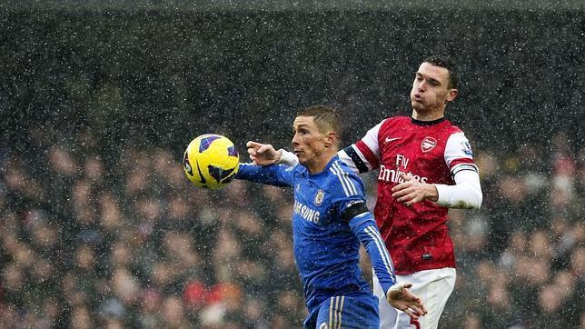 El Chelsea aguanta la presión