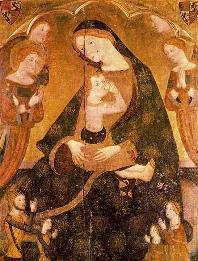 La Virgen de Tobed, estrella de la donación Várez Fisa
