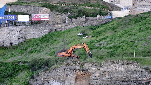 Se reanudan las obras del remonte Miradero-Safont