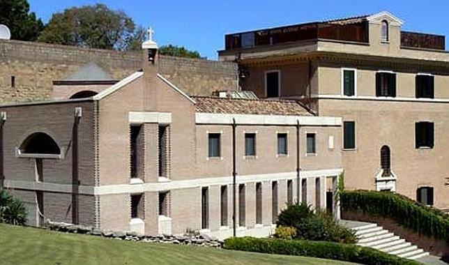 Mater Ecclesiae, el monasterio donde el Papa vivirá el resto de sus días