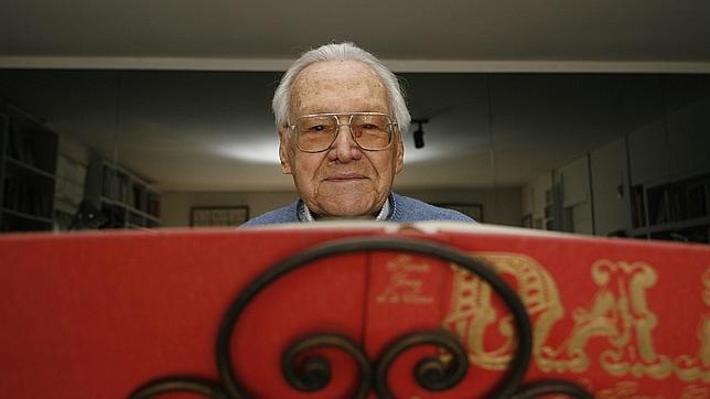 Muere a los 99 años Luis Sagi Vela, un grande de la lírica