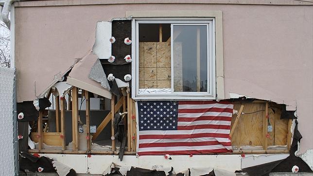 La resaca del Sandy saca los colores a Nueva York