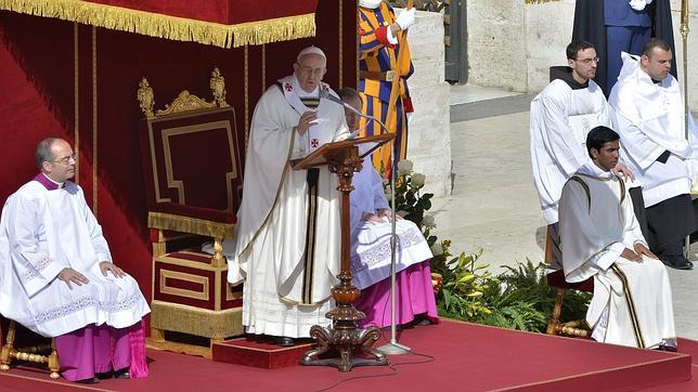 El Papa Francisco: «El verdadero poder es el servicio»