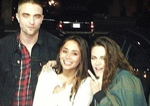 La primera prueba de la posible reconciliación de Kristen Stewart y Robert Pattinson