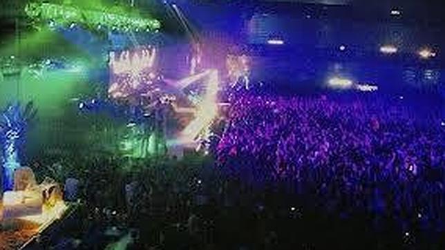 Así fue la entrada por el portón del Madrid Arena el día de la tragedia