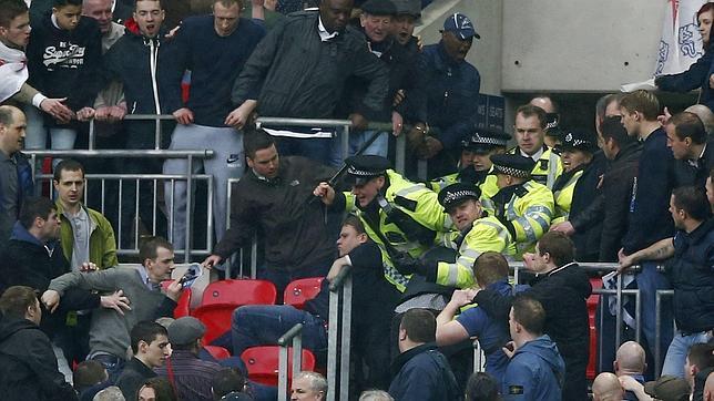 Millwall, una historia de violencia