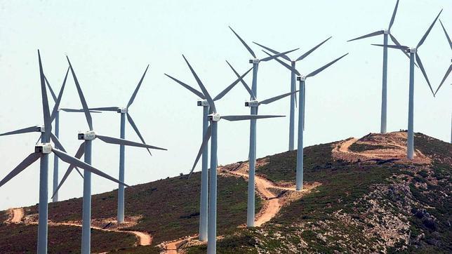 La energía eólica crece un 19% en el mundo en 2012