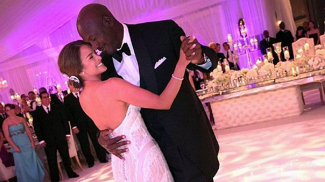 Un acuerdo millonario para la nueva señora Jordan