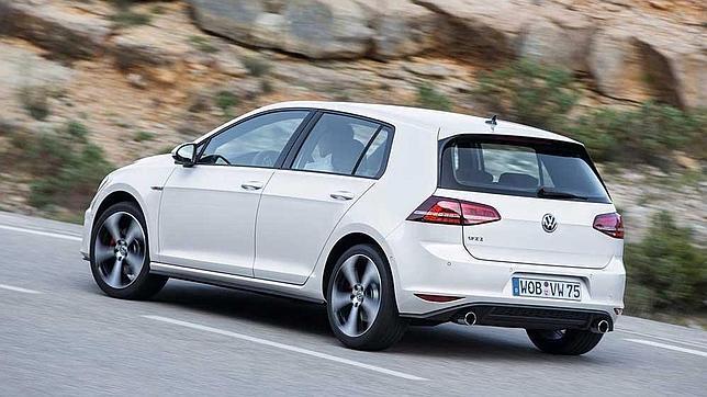 El Golf GTI Perfomance cuenta con diferencial de deslizamiento limitado en el eje de tracción (delantero).