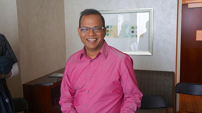 Amit Singhal: «En Google soñamos el sueño y luego lo hacemos realidad»