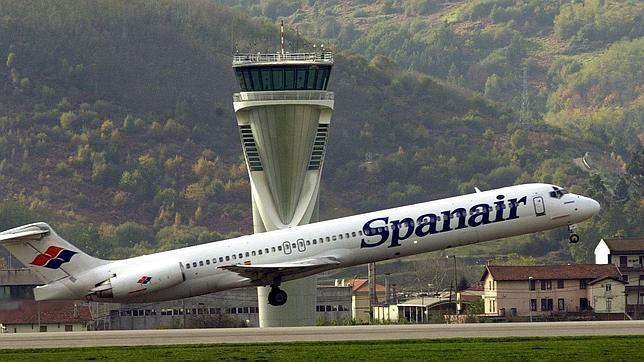 Spanair entra en fase de liquidación con un déficit patrimonial de 519,38 millones