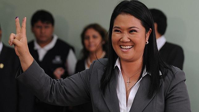 La hija de Fujimori dice que utilizará recursos legales para liberar a su padre