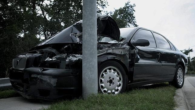 Bajan los accidentes con coches de empresa