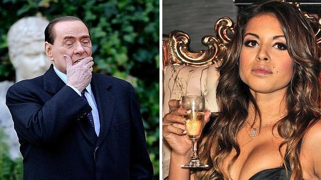 Berlusconi, condenado a siete años de cárcel por el caso Ruby