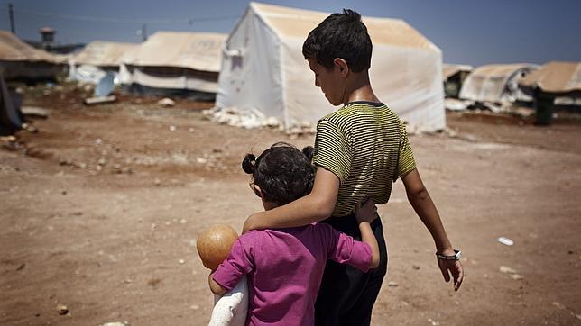 Más sirios refugiados que en la peor Ruanda