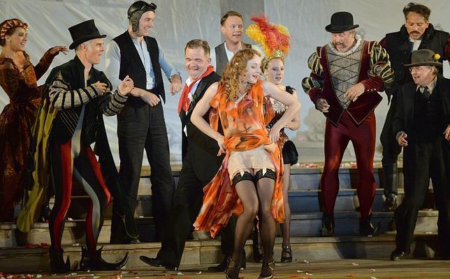 El Festival de Salzburgo se rinde este año a Verdi y a Wagner