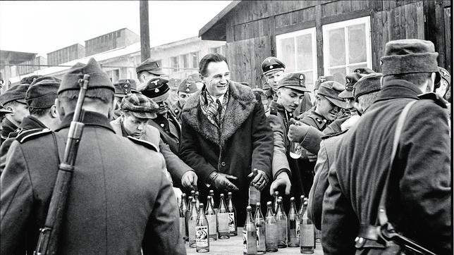 Fotograma de la película «La lista de Schindler»