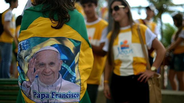 El Papa lleva su revolución al corazón de los jóvenes