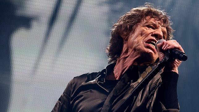 Mick Jagger, su septuagenaria majestad del rock