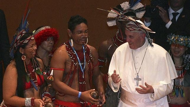 El Papa recuerda que la laicidad del Estado favorece «la convivencia pacífica entre las religiones»