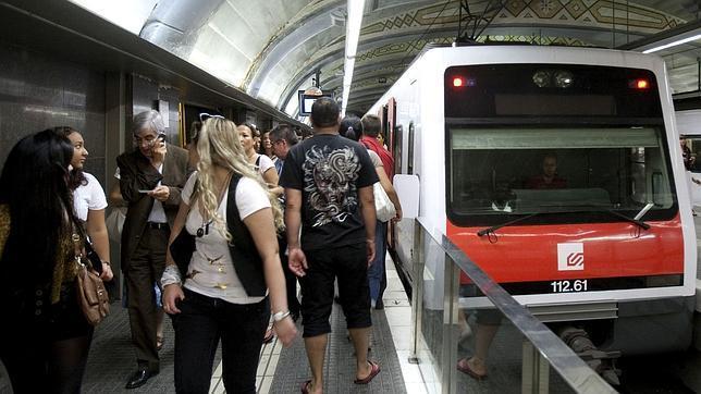 Tercer descarrilamiento en dos semanas de un tren de los ferrocarriles catalanes