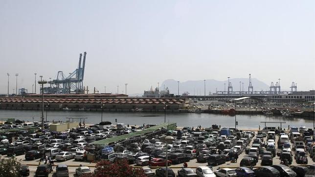 La Operación Paso del Estrecho se intensifica y alcanza los 800.000 pasajeros