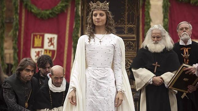 Isabel, las conquistas militares de la Reina más famosa de la pequeña pantalla