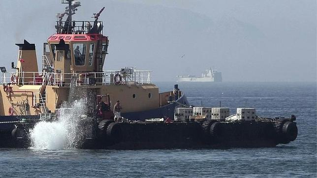 Presentan una querella contra el Gobierno de Gibraltar por delito ecológico