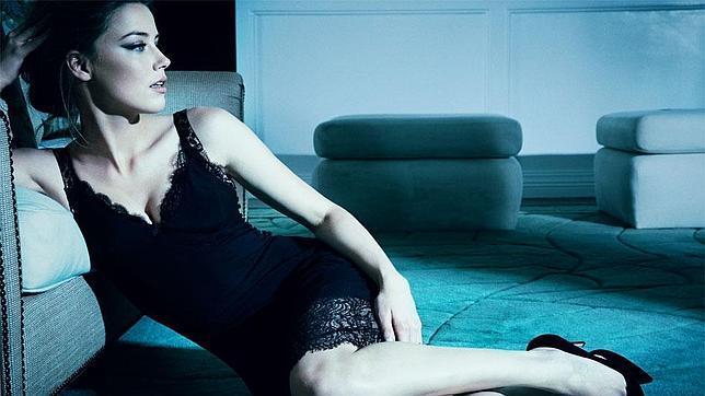Conocemos los secretos de Amber Heard, la novia de Johnny Depp