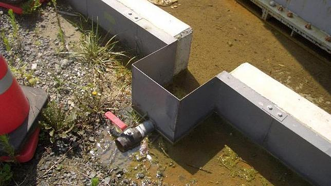 Fukushima sufre una fuga de 300 toneladas de agua muy radiactiva