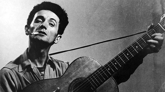 Se publican las grabaciones completas de Woody Guthrie para Alan Lomax