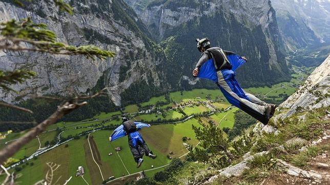 La Policía suiza investiga el motivo por el que no se abrió paracaídas de Álvaro Bultó