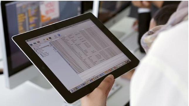 Apple quiere que los niños cambien los cuadernos por un iPad