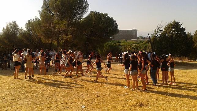 Colegios mayores y universidades firman un manifiesto contra las novatadas