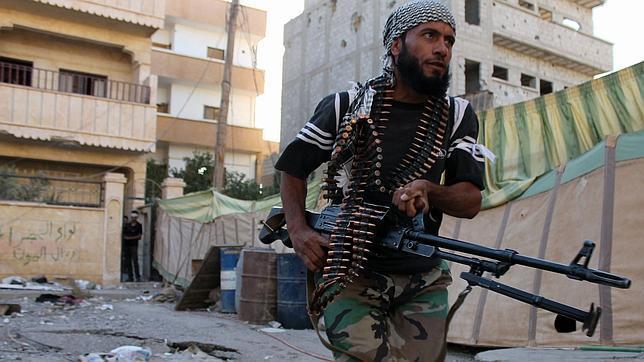 El Ejército Libre Sirio no acepta la entrega del arsenal químico como una solución
