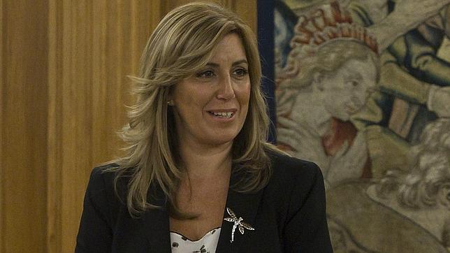 Susana Díaz dice estar segura de que Griñán no será imputado en los ERE