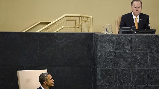 Obama pone de manifiesto ante la ONU su apuesta por un acuerdo nuclear con Irán