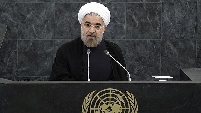 Rohani: «Irán no representa ninguna amenaza para el mundo o la región»