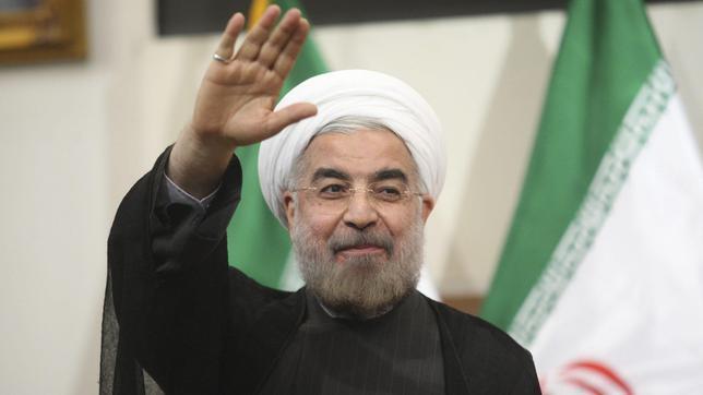 Así es el Irán que Rohani ha presentado al mundo
