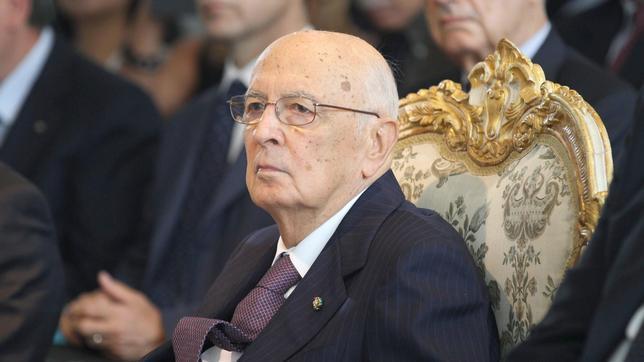 El presidente de Italia dice que disolverá las Cámaras sólo si no se puede crear Gobierno