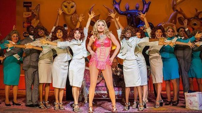«Anna Nicole» ha abierto y cerrado la temporada de la Ópera de Nueva York