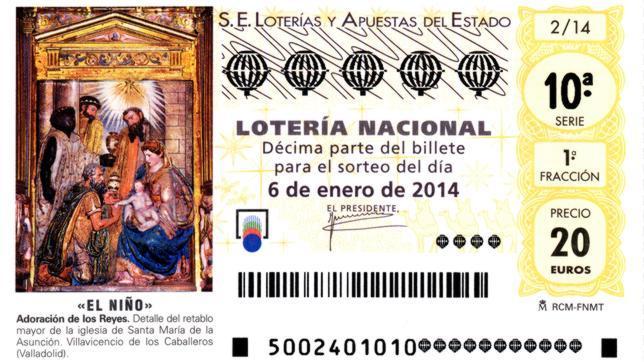 El sorteo del Niño repartirá un «superpremio» de 40 millones a un décimo, el mayor de la lotería en Navidad