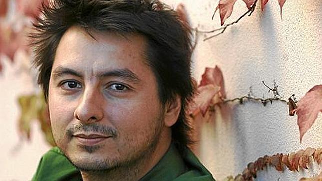 El poeta Antonio Lucas