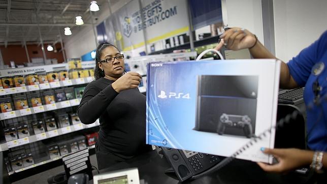 Las nuevas PlayStation 4 sufren la «muerte de luz azul»