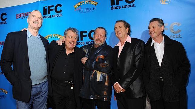 Los Monty Python se reúnen de nuevo