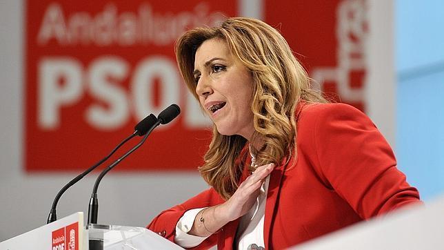 Susana Díaz ve «desproporcionado» que se la compare con Felipe González