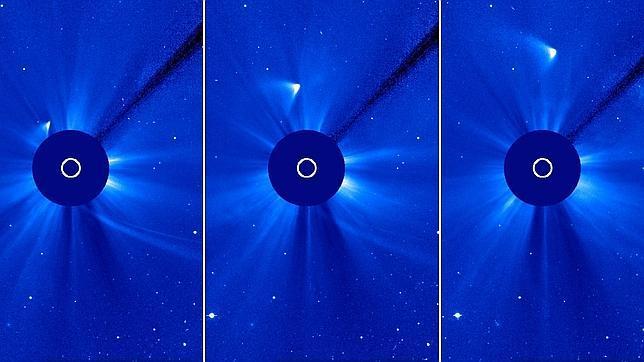 El cometa Ison puede haber sobrevivido a su vuelo suicida